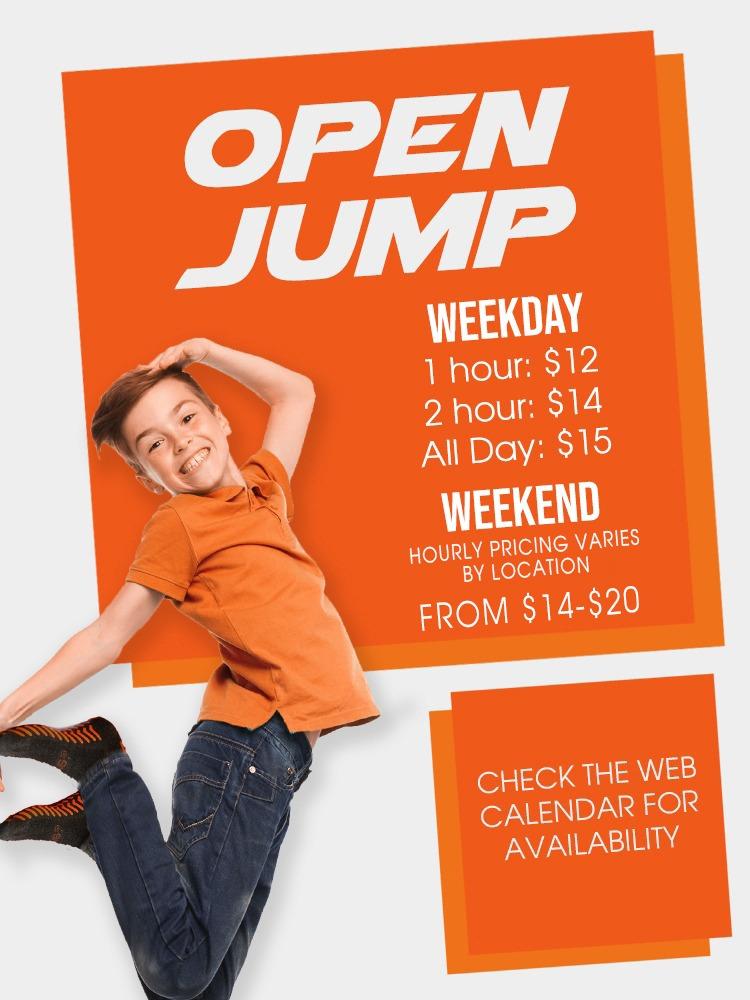Kids Fun Spot Michigan | Low Price Trampoline Park | AirTime